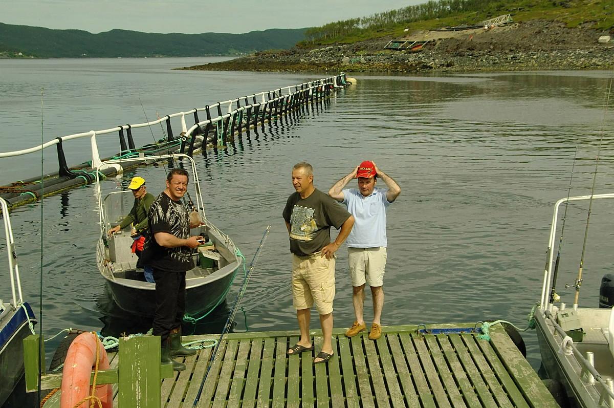 норвегия способы ловли