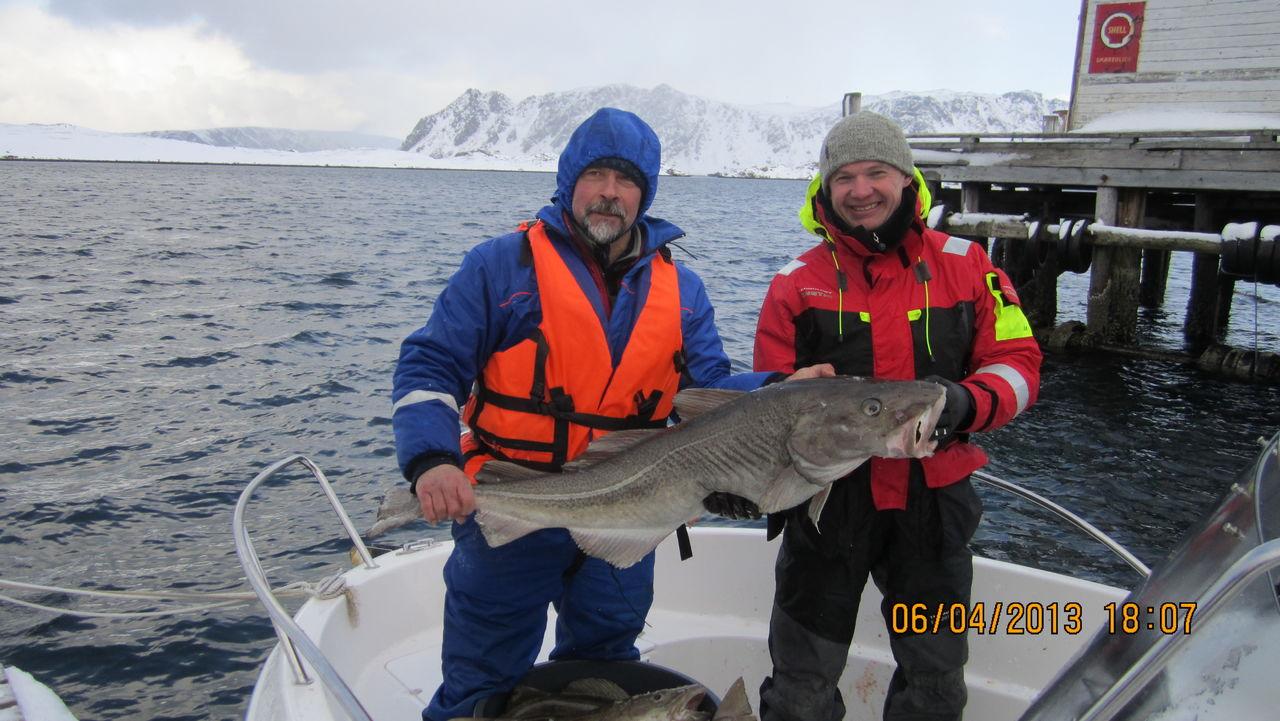 рыболовные туры на север
