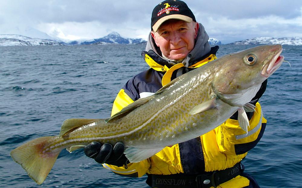 Рыбалка в северных морях
